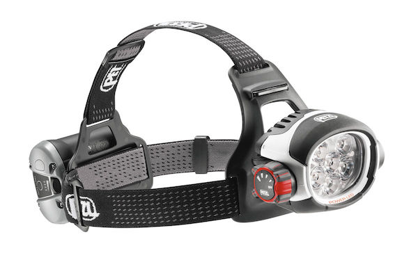 Petzl's Ultra Rush headlamp is ideal for herping for snakes and other reptiles.